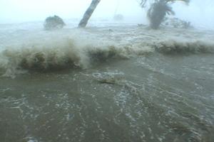 Hurricane Katrina Video News Stock Photos Radar