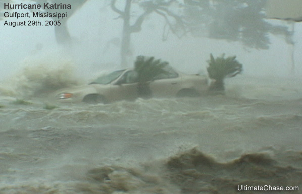 Hurricane Katrina Video News Stock Photos Radar