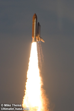 Space Shuttle Atlantis Launch Stock Photos - STS-117 NASA ...