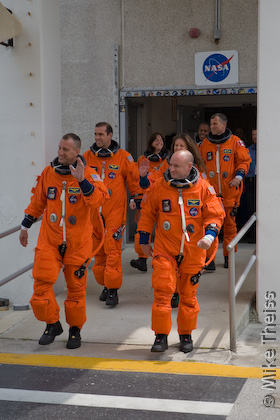 space shuttle endeavour astronauts - photo #19