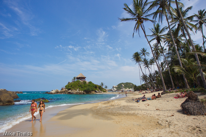 Costeño Beach Paradise - The Alternative Tayrona National ...