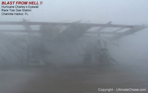 Hurricane charley video news coverage photos radar satellite image
