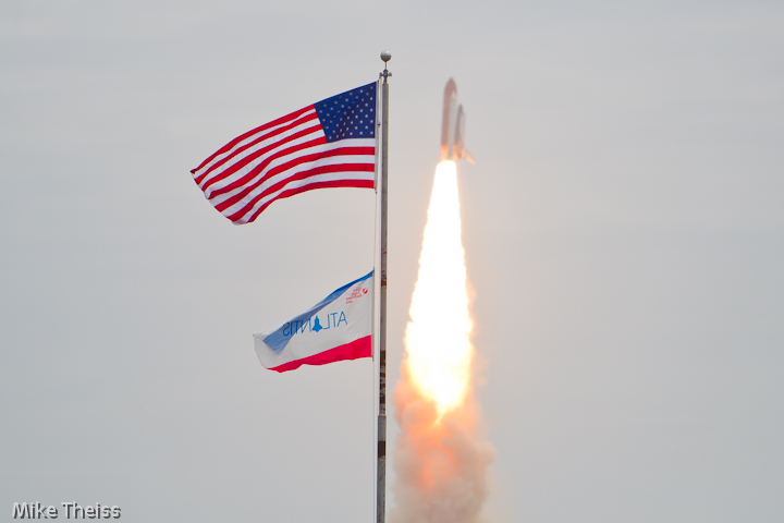 eighth space shuttle mission - photo #2